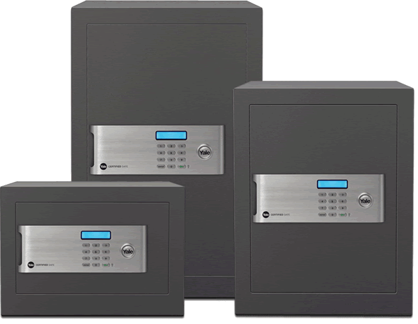 Yale Certified Safes