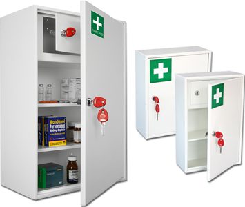 Securikey Medical Cabinets