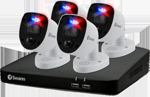Swann 4k CCTV