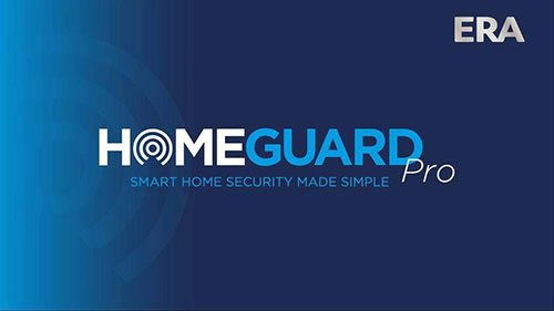 How to install an ERA HomeGuard Pro Alarm System