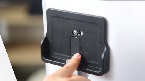 EZVIZ Door Viewer Install