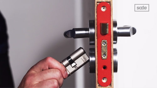How to replace a Euro Cylinder