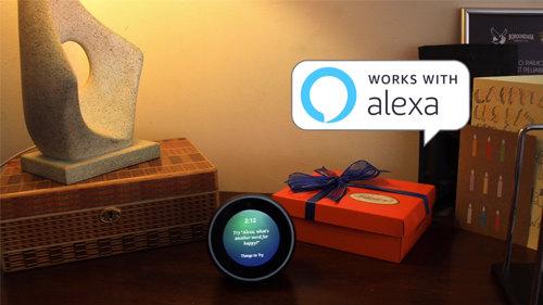 Swann Wifi Amazon Alexa