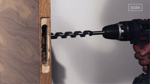 How to fit a Bathroom Lock