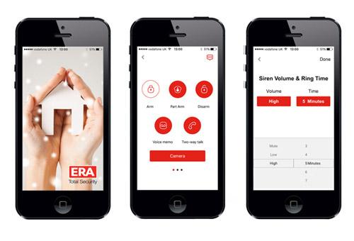 ERA Garrison Smartphone App