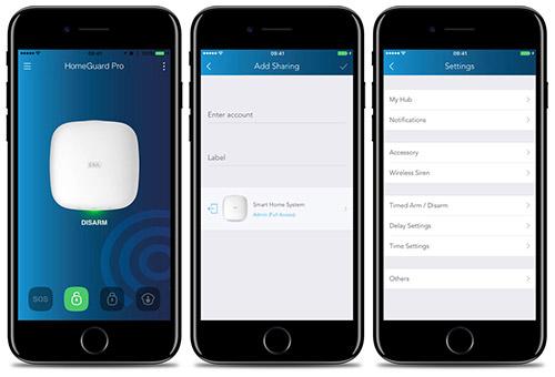 ERA Home Guard Smartphone App