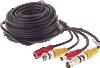 BNC 18m Camera Cables