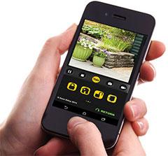 Yale smartphone app