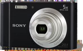 Prize: Sony CyberShot Digital Camera