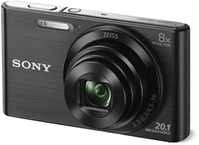 Prize: Sony CyberShot Digital Camera