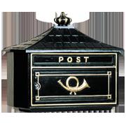 Vintage Post Boxes