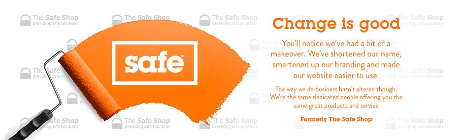 Safe.co.uk - Change is good.
