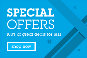 Special Offers! SHOP NOW