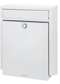 Brabantia Brabantia - B100 White Post Box