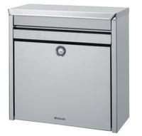 Brabantia Brabantia - B540 Stainless Steel Post Box