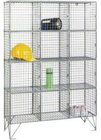 RMP 12 Door - Wire Mesh Locker
