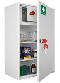 Securikey Large Medical Cabinet