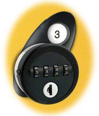 Probe 4 Digit Combi Lock