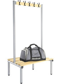Probe 1000mm Double Sided Hook Bench (Light Ash)