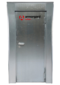 Armorgard TuffDor Temporary Security Door