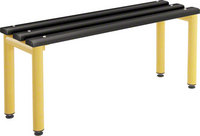 Probe 1000mm Single Sided Bench (Black Polymer)