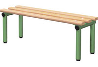 Probe 1200mm Single Sided Bench (Light Ash)