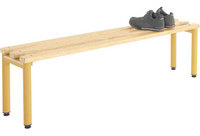 Probe 1500mm Single Sided Bench (Light Ash)