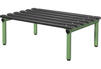 Probe 1000mm Double Sided Bench (Black Polymer)