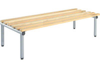Probe 1500mm Double Sided Bench (Light Ash)