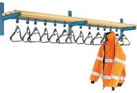 Probe 2000mm Wall Mounted Shelf & Rail (Light Ash)