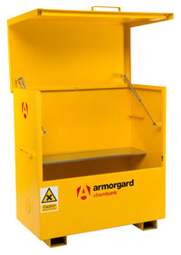 Armorgard ChemBank Site Chest FBC4
