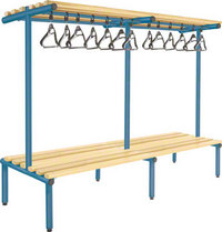 Probe 2000mm Double Sided Overhead Bench (Light Ash)