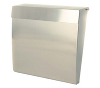 G2 Post Boxes Calder - Stainless Steel Post Box