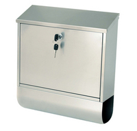 G2 Post Boxes Tees - Stainless Steel Post Box