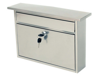 G2 Post Boxes Teme - Stainless Steel Post Box