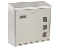 Burton Lunette - Stainless Steel Post Box
