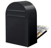 Bobi Bobi - Classic B Black Rear Access Letter Box