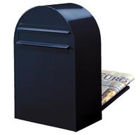 Bobi Bobi - Classic B Dark Blue Rear Access Letter Box