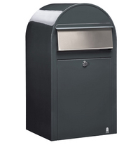 Bobi Bobi - Grande Grey Letter Box