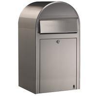 Bobi Bobi - Grande Stainless Steel Letter Box