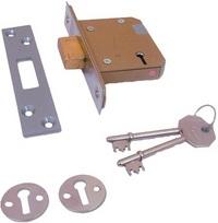 Asec 3 Lever Deadlock (76mm)