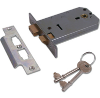 Union 2077 - 3 Lever Horizontal Sashlock (149mm)