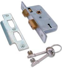 Union 2277 - 3 Lever Sashlock (51mm)