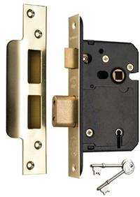 SecureFast SKS2 - BS 5 Lever Sashlock (67mm)