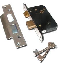 SecureFast SKS3 - BS 5 Lever Sashlock (79mm)