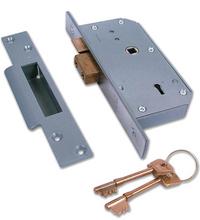 Union 3K70 - 5 Detainer Sashlock (73mm) R/H