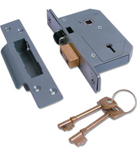 Union 3K74 - 5 Lever Sashlock (80mm)