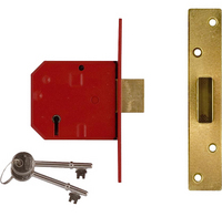 Union 2134 - 5 Lever Deadlock (67mm)