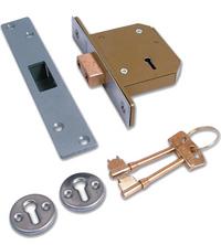 Union 3G115 - 5 Lever Deadlock (67mm)