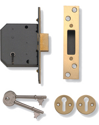 Yale PM552 - 5 Lever Deadlock (67mm)
